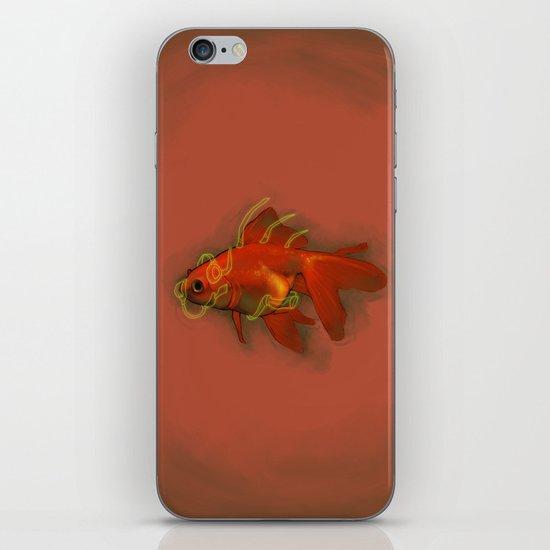 goldpunk iPhone & iPod Skin
