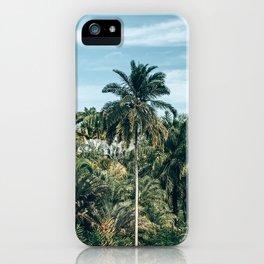 Rum in Paradise iPhone Case