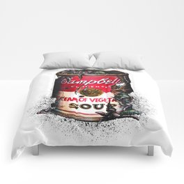 Cream of Vegetable Comforters