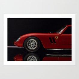 250 GTO #2 Art Print