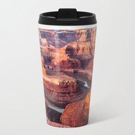 Dead Horse Point Sunrise Travel Mug