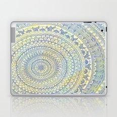 Mandala Doodle Laptop & iPad Skin