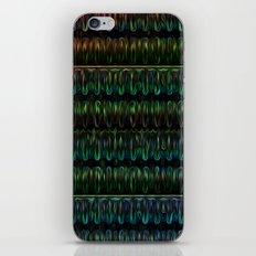 Lite Brite iPhone & iPod Skin