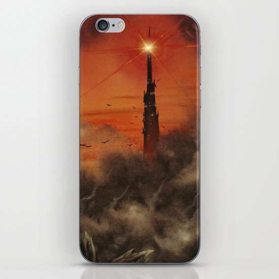 Mordor iPhone & iPod Skin