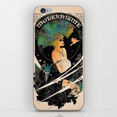 Inner Beauty iPhone & iPod Skin