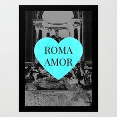 romamor Art Print