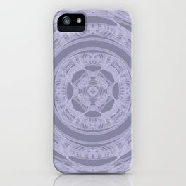 Lace Rays iPhone Case