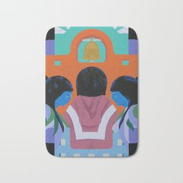 A Mission Bath Mat