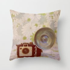 Holiday Flash Throw Pillow