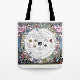 Cellarius Harmonia Macrocosmica Tote Bag