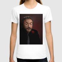 crowley T-shirts featuring Crowley by San Fernandez