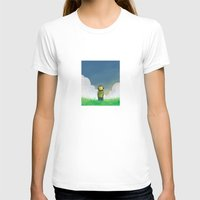 relax T-shirts featuring Relax by Janko Illustration