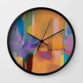 Conflict in the Void Wall Clock