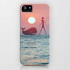 Whale Walk iPhone (5, 5s) Slim Case