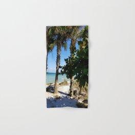 Ana Maria Island Palms Hand & Bath Towel
