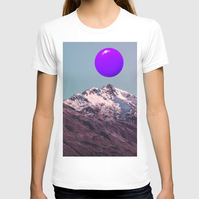 ultra violet sunrise T-shirt