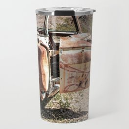 Love's Out the Door Travel Mug