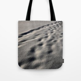 Snow Blindness Tote Bag