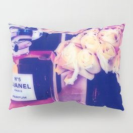 CHANELNo. 5 in Color Pillow Sham