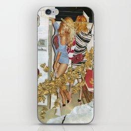 Fashion Whore  iPhone Skin