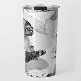 rock balancing Travel Mug