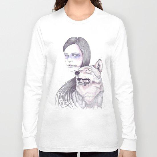 Wolf Like Me Long Sleeve T-shirt