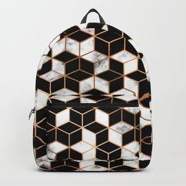 Marble & Geometry 005 Backpack