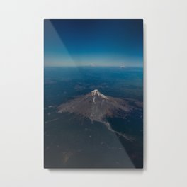 Three Musketeers - Mt. Hood, Oregon Metal Print