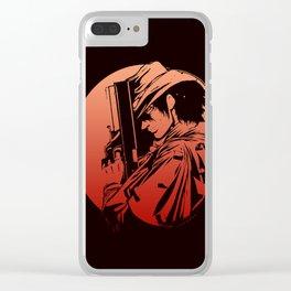 The Dark Ultimate Clear iPhone Case