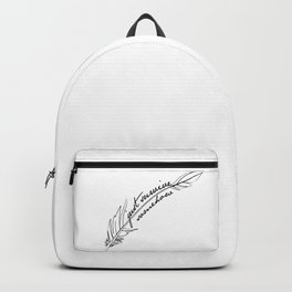 JSS feather Backpack