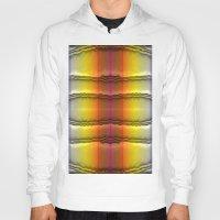 quilt Hoodies featuring Quilt Pattern  by Zenya Zenyaris