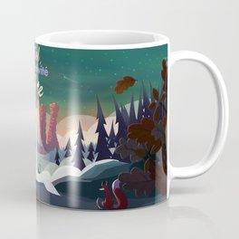 Comme le ciel Coffee Mug