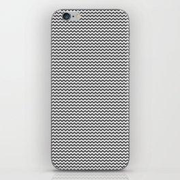 Chevron Grey iPhone Skin
