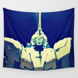 Gundam Rx-0 Unicorn Mode - Final Battle Wall Tapestry