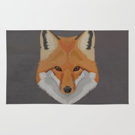 Urban Red Fox Rug