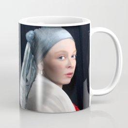 In de stijl van... Vermeer Coffee Mug