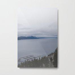 Lake! Metal Print