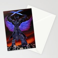 Deathwings Stationery Cards