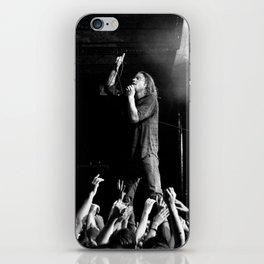 Matthew Shultz (Cage The Elephant) - II iPhone Skin