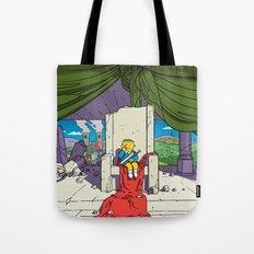 Bartkira / Neo-Springfield Poster  Tote Bag
