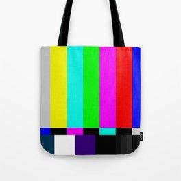 Video Bars Tote Bag