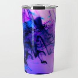 Forever Dreaming Abstract Travel Mug