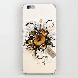 The Music Machine iPhone Skin
