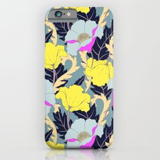 June Yellow iPhone 6s Slim Case