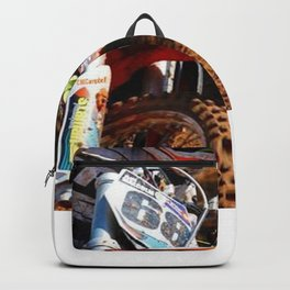 Racing Home Backpack