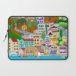 Symi, Greece Laptop Sleeve