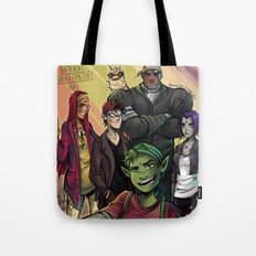 Big Titan 6 Tote Bag