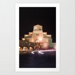 The Museum of Islamic Art Art Print