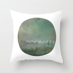 Planet 410110 Throw Pillow
