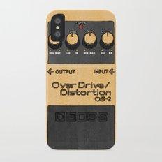 Distortion iPhone X Slim Case